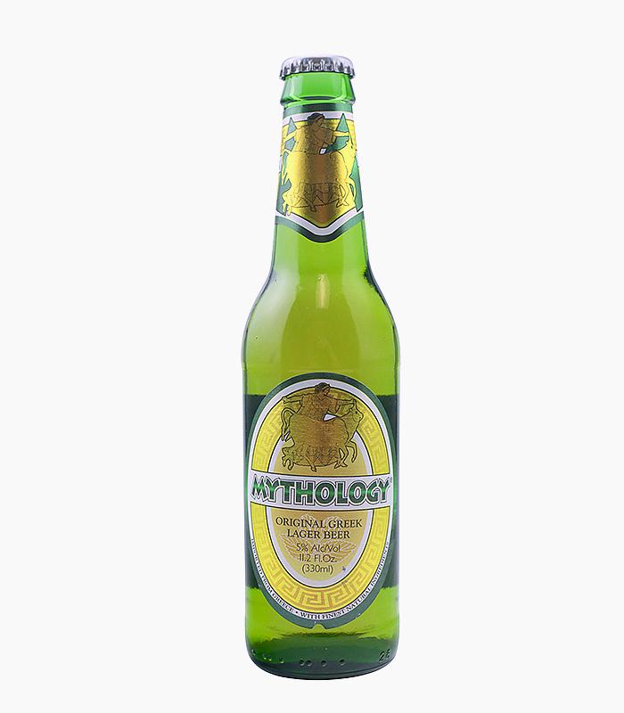 Mythology Greek Lager Beer - Lager, - Beers - FANTIS IMPORTS